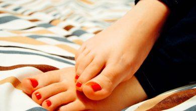 Cegah bau keringat kaki