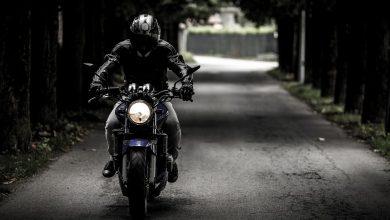 Hukuman pengendara motor melawan arah