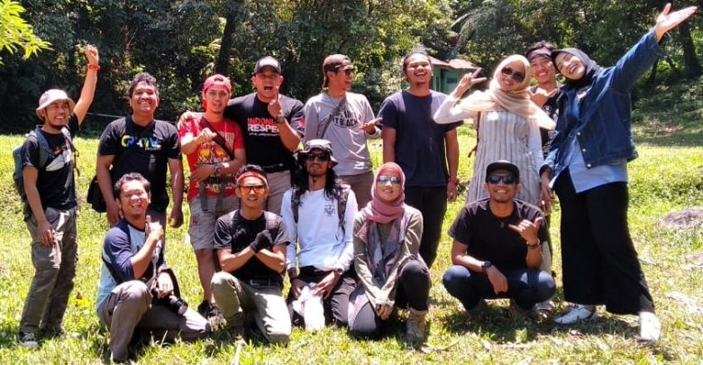 Sosok Penggerak Relawan Literasi Sabumi Volunteer