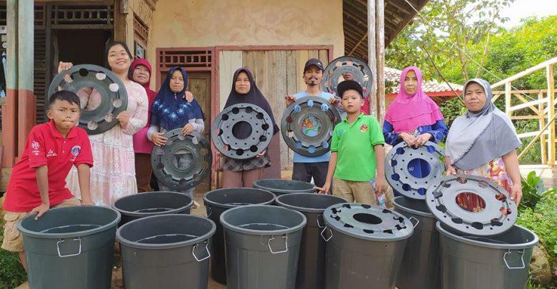PIRUS dan Ember Menjadi Penguat Silaturahmi di Kampung Wisata Hanjeli Sukabumi