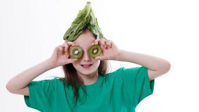 Anak mau makan sayuran dan buah