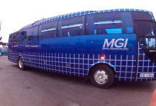 Bus MGI Bandung Sukabumi