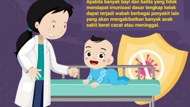 Imunisasi Anak Lengkap itu Penting