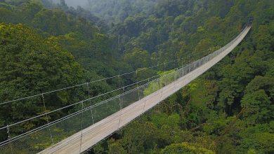 Jembatan Situ Gunung Siap Dibuka Kembali