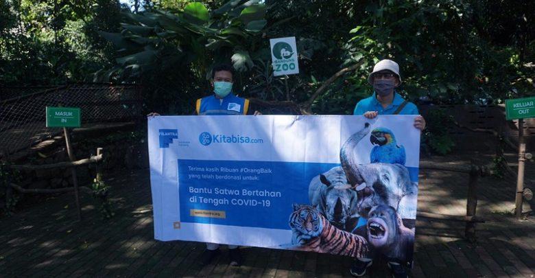 Kebun Binatang Bandung Dibuka Kembali 27 Juni 2020