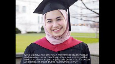 Nadhira Nuraina Afifa Penerima Beasiswa LPDP di Harvard University