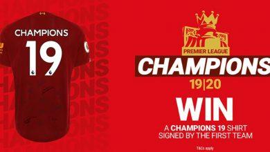 Selamat Liverpool Juara Liga Inggris