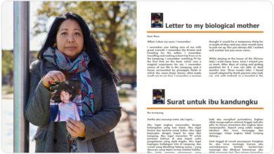 Upaya Widastuti dari Belanda Mencari Ibu kandung di Indonesia