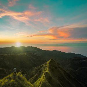 Keindahan Gunung Tumpeng Girimukti, Kecamatan Ciemas Sukabumi. Foto: Ishar Samriphy Manicx