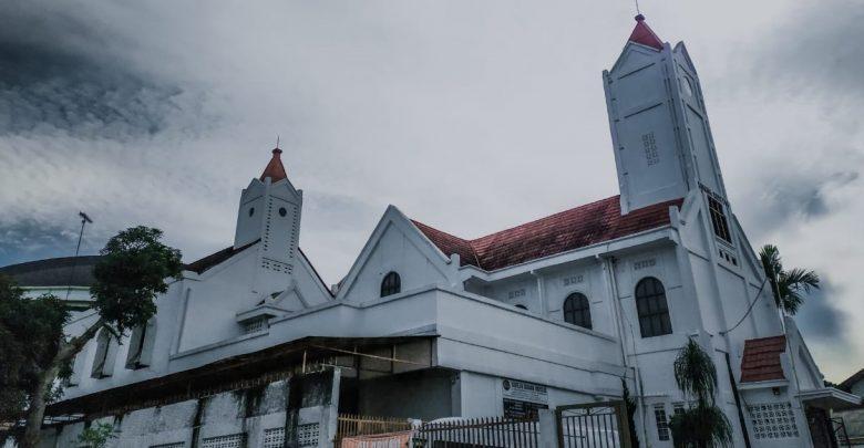 Gereja Sidang Kristus Dibangun Sejak Zaman Kolonial Belanda