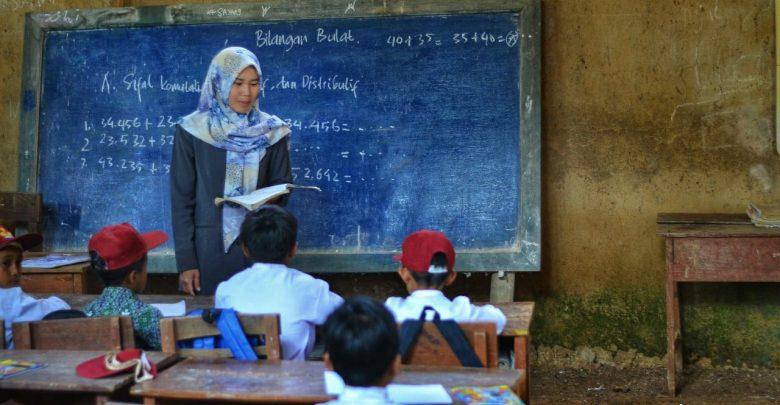 Guru Tidak Makan Gaji Buta