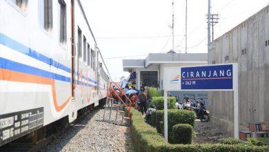 Kereta Api Sukabumi-Ciranjang Sukabumi