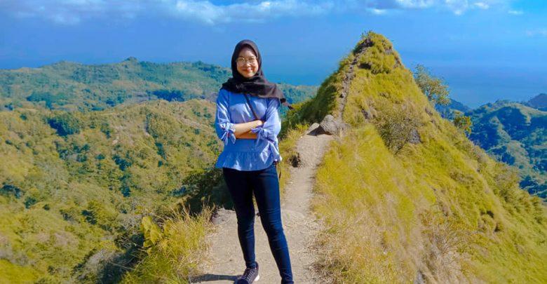 Wisata Gunung Tumpeng Sukabumi. Foto: Novi Fayza Kania