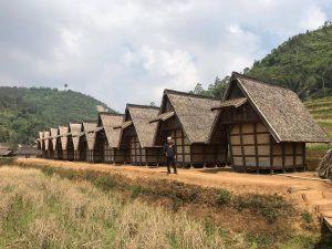 Kampung Ciptagelar. Foto: Zgehh Passmi