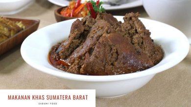 Makanan Khas Sumatera Barat yang Wajib Dicoba
