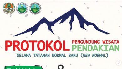 Protokol Wisata dan Pendakian Taman Nasional Gunung Gede Pangrango