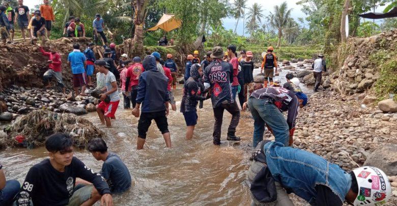 Banjir Bandang Sukabumi