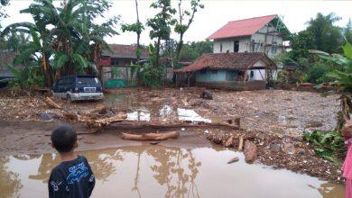 Menghadapi musibah bencana banjir di Sukabumi