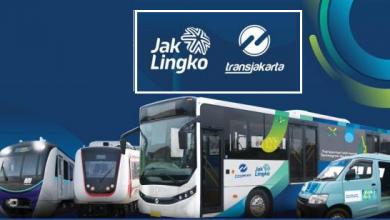 Jakarta Kota Terbaik Suistainable Transport Award 2021!