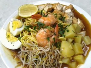 Mi Keling Makanan Khas Sumatera Utara. Foto: adrianizulivan.blogspot.co.id