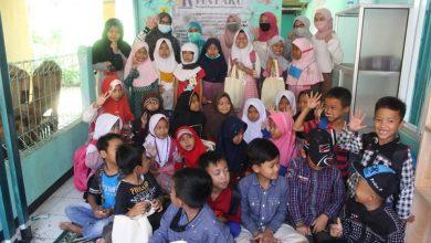Pembukaan Taman Baca Masyarakat Gegerbitung Sukabumi
