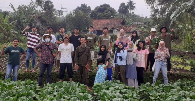 Petani Muda Ketanpedo Sukabumi Bertemu Anak Muda Gunung Guruh Sukabumi