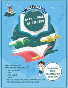Program Sedekah Buku Srikandi Nusantara