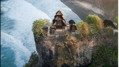 Pura Uluwatu Bali. Foto: IG oleh_oleh_khas_bali