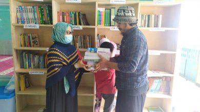 Sabumi Volunteer Berkunjung dan Memberikan Donasi Buku untuk TBM Tintaku Gegerbitung Sukabumi