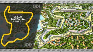 Sirkuit Mandalika Lombok Indonesia. Foto: skor.id