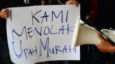 UMP Jawa Barat Tidak Naik. Foto: kbr.id
