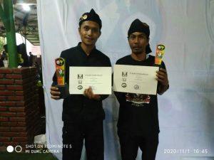 Pelatih Silat Paguron Pancaraga Kampung Cijati Merasa Senang Anak-Anak Meraih medali Emas