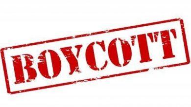 Apa arti boikot