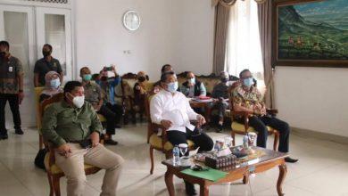 Konsultasi Publik Pembangunan Jalan Tol Cibadak Pelabuhanratu Sukabumi