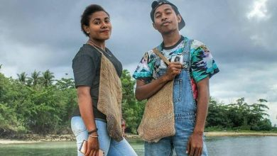 Noken Warisan Budaya Papua. Foto: instagram @noken.papua