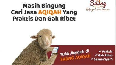 Paket Saung Aqiqah Cianjur