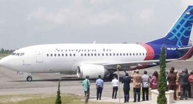 Berita Pesawat Sriwijaya Air Jatuh. Foto https://www.airlive.net/