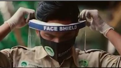 Fungsi Face Shield