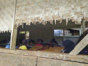 Kondisi Bangunan Madrasah Al-Khoeriyah Kabupaten Sukabumi Sebelumnya
