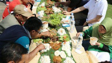 Tradisi Munggahan Masyarakat Sunda. Sumber bandung.go.id