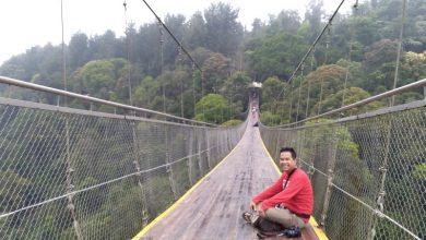 Tiket Jembatan Gantung Sukabumi