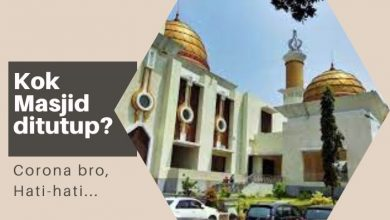 Buat Kamu yang Protes Alasan Masjid Ditutup