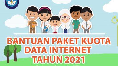 Bantuan Kuota Internet Kemendikbud