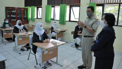 Kapan Pembelajaran Tatap Muka Jakarta Dimulai