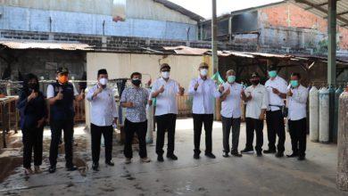 Kebutuhan Oksigen Kota Sukabumi Bagi Pasien Covid 19