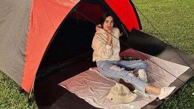 Camping Cinema Bogor Nonton di Bioskop Alam Terbuka