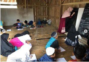 Kegiatan Belajar di Madrasah yang Perlu di Renovasi